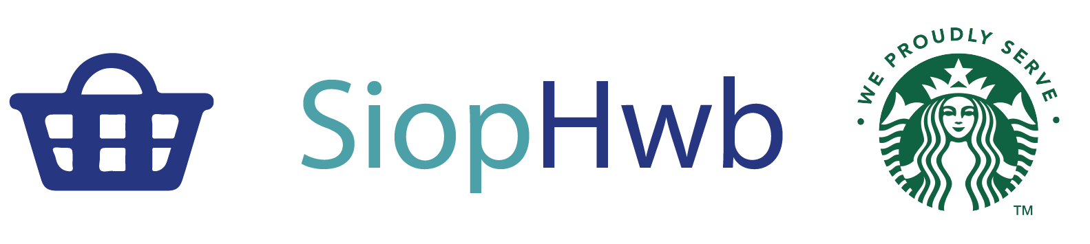 Siop Hwb Groceries logo