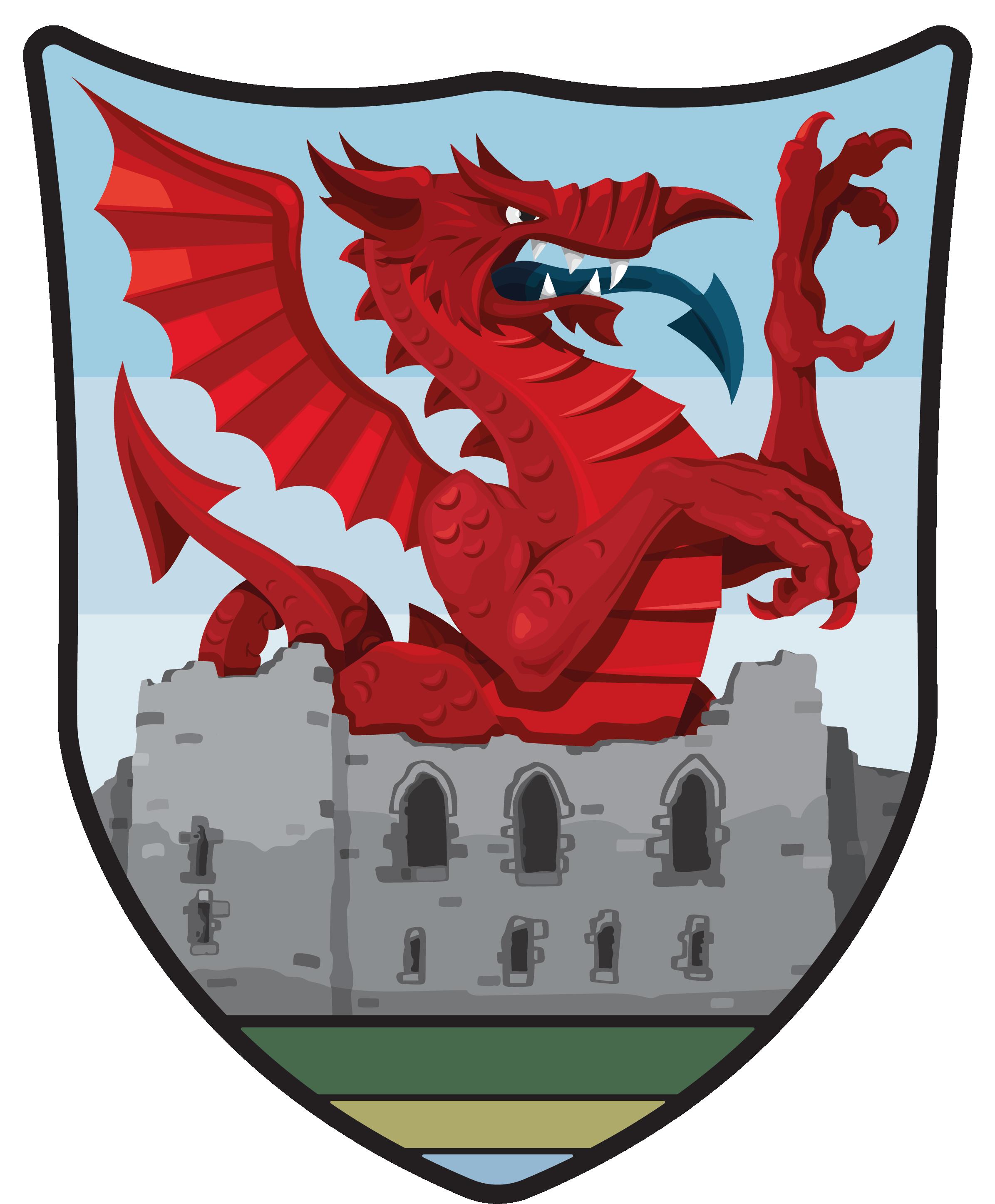 Haverfordwest High VC School logo