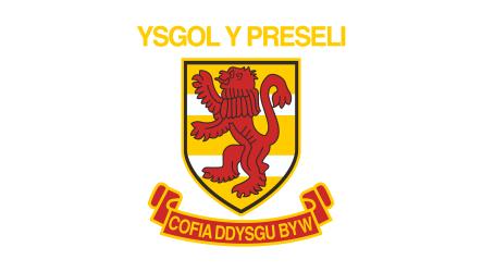 Ysgol Y Preseli logo