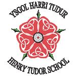 Ysgol Harri Tudor logo